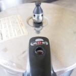 お手軽パール金属圧力鍋NEWシェフスターズ、パッキン取替えでまだまだ使えます!