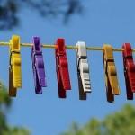 界面活性剤ゼロでも洗濯できる。