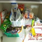 100円ショップの材料でDIY!キッチン棚。