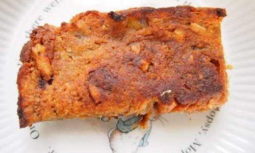 圧力鍋で作るスィートポテト風蒸しさつまいものケーキ