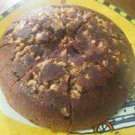 自家製HMでつくった炊飯器ケーキが意外なほどかんたんによくできた!