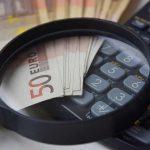 家計の固定費を一覧表にする。