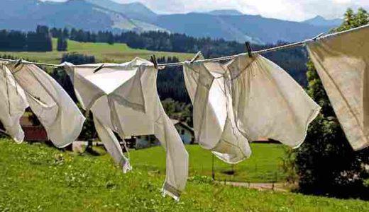 敏感肌の人にもおすすめ。エコで安心洗濯愛用品。