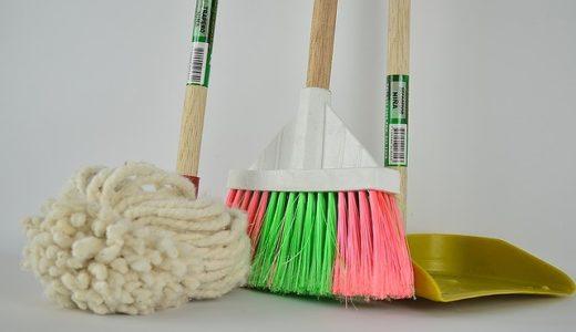 ついで掃除に便利な3つの道具