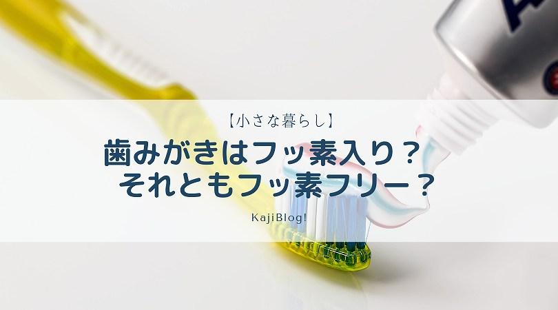 hamigaki-fusso